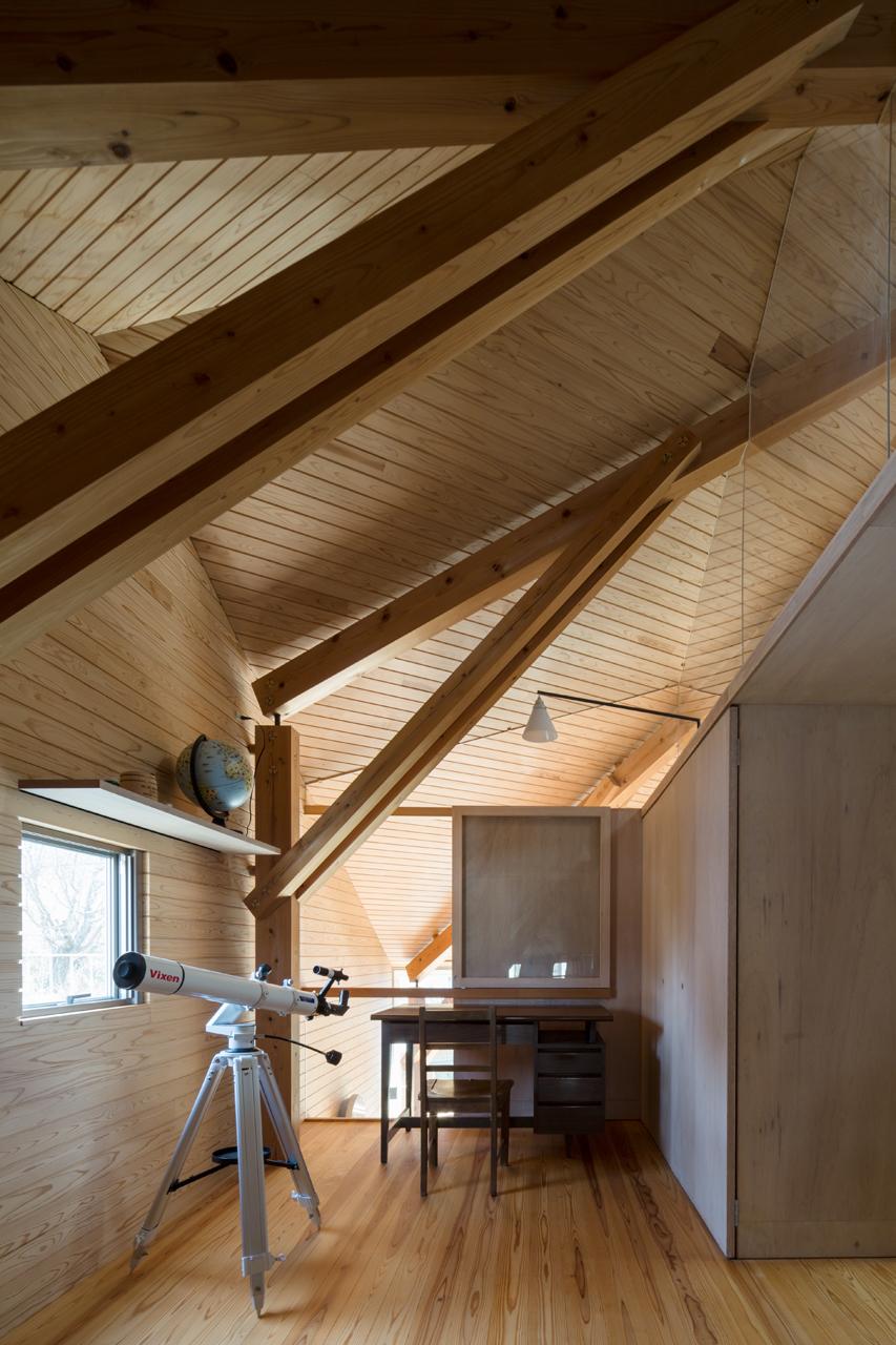 Tree House | a+u Architecture and Urbanism Magazine