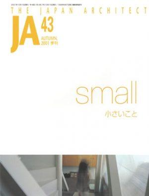 JA 43, Autumn 2001