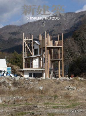 Shinkenchiku 2013:03