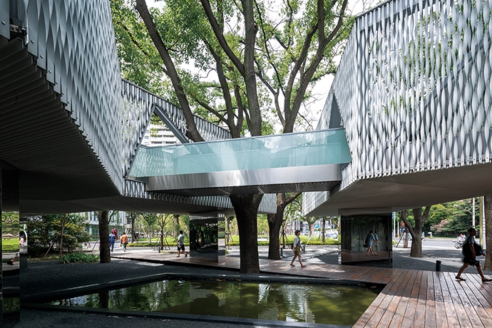 a+u Architecture and Urbanism Urban Regeneration, Emerging Movement within Shanghai