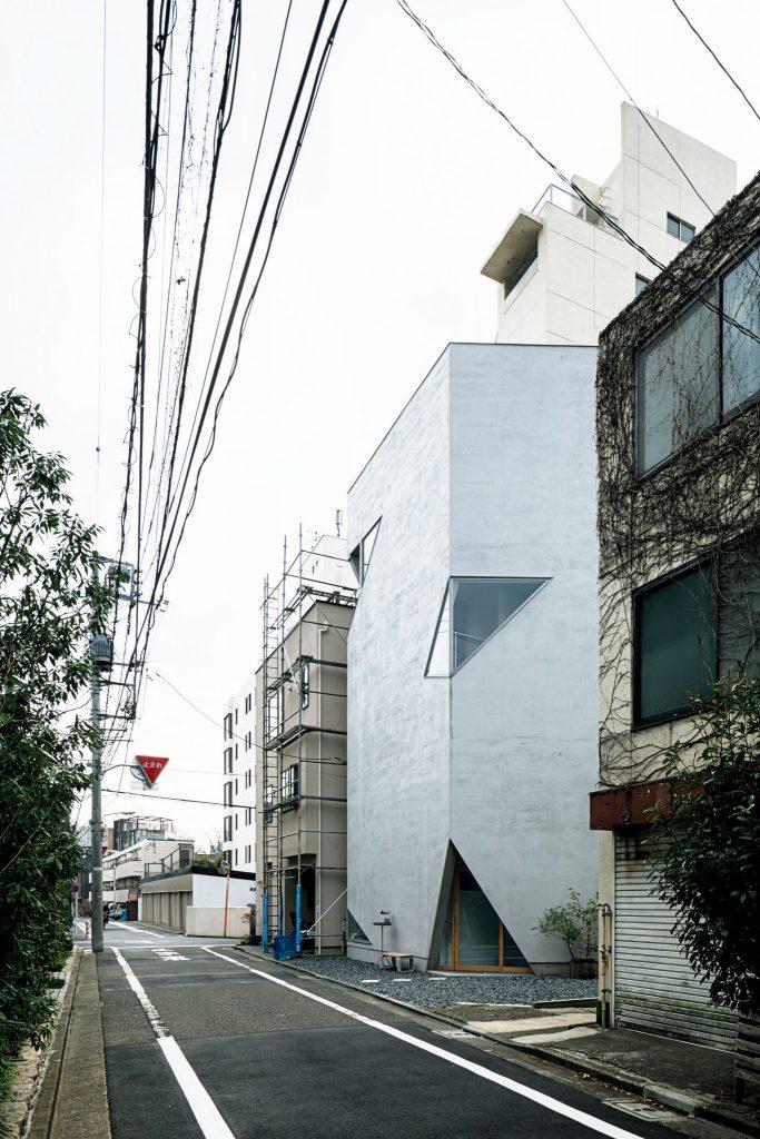 House in Yoyogi-Uehara@shinkenchikusha