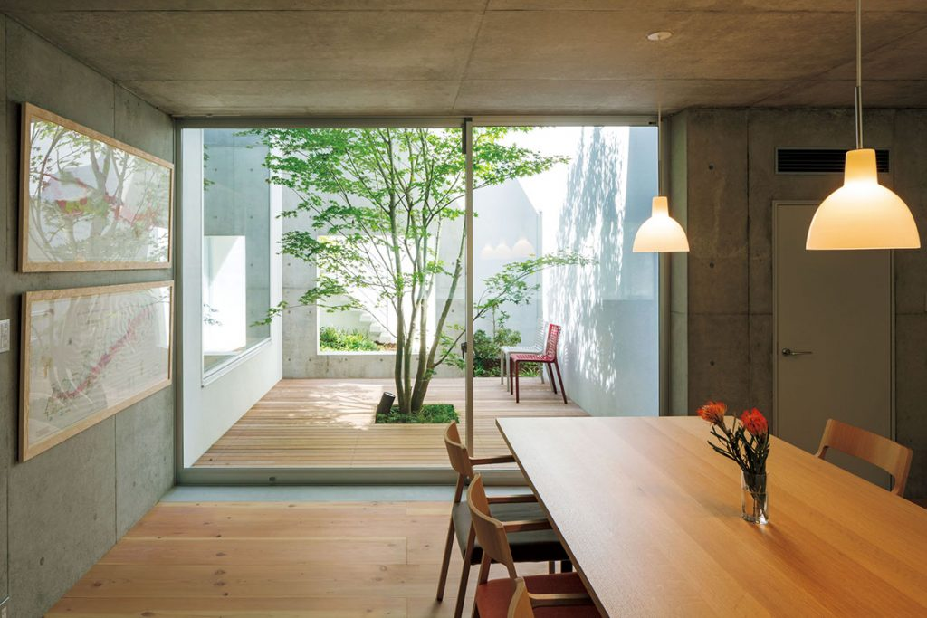 Prof. Yanagisawa House@shinkenchikusha
