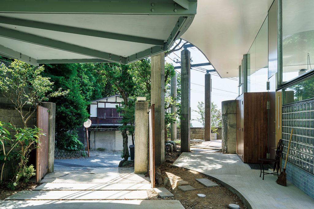Momoyama House@shinkenchikusha