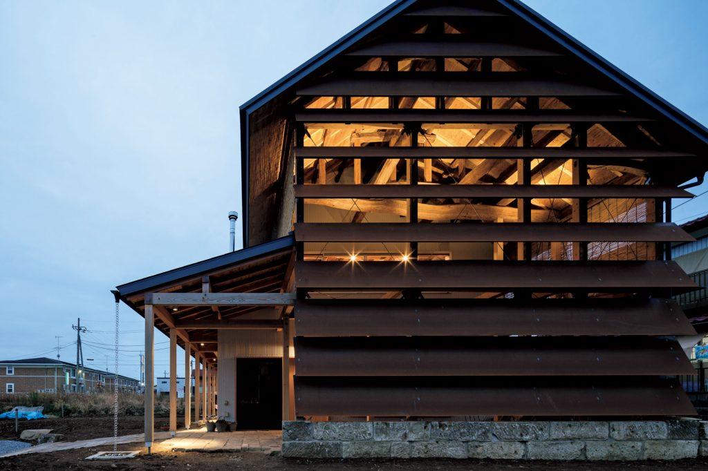 House in Chikusei@shinkenchikusha