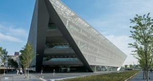 Otemon Gaukin University, Academic Arc・Cafeteria