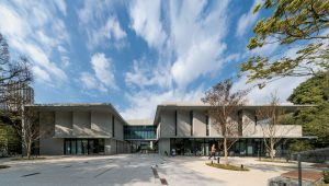 Tokyo College of Music, Naka-Meguro / Daikan-Yama Campus