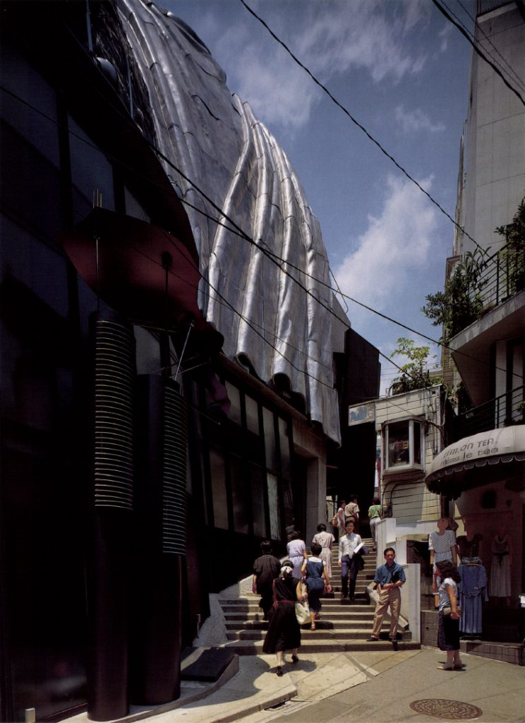 RISE / Atsushi Kitagawara Architects Inc.