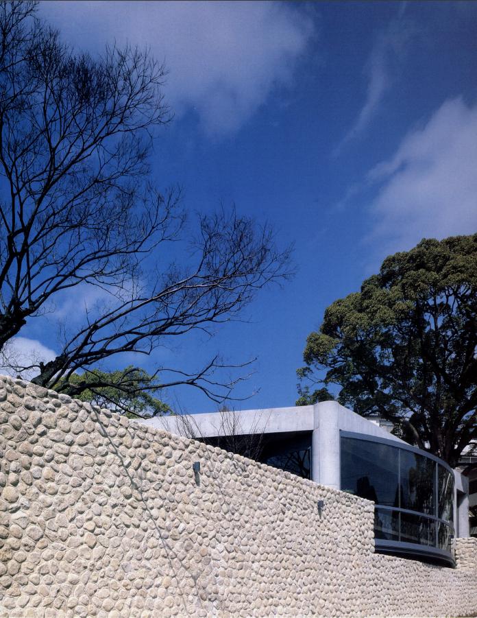 Guest House OLD / NEW Rokko / Tadao Ando Architect & Associates