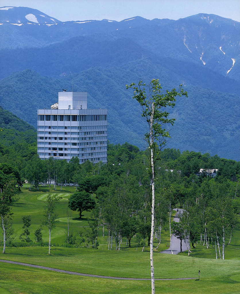 Minakami Kogen Prince Hotel / Design System