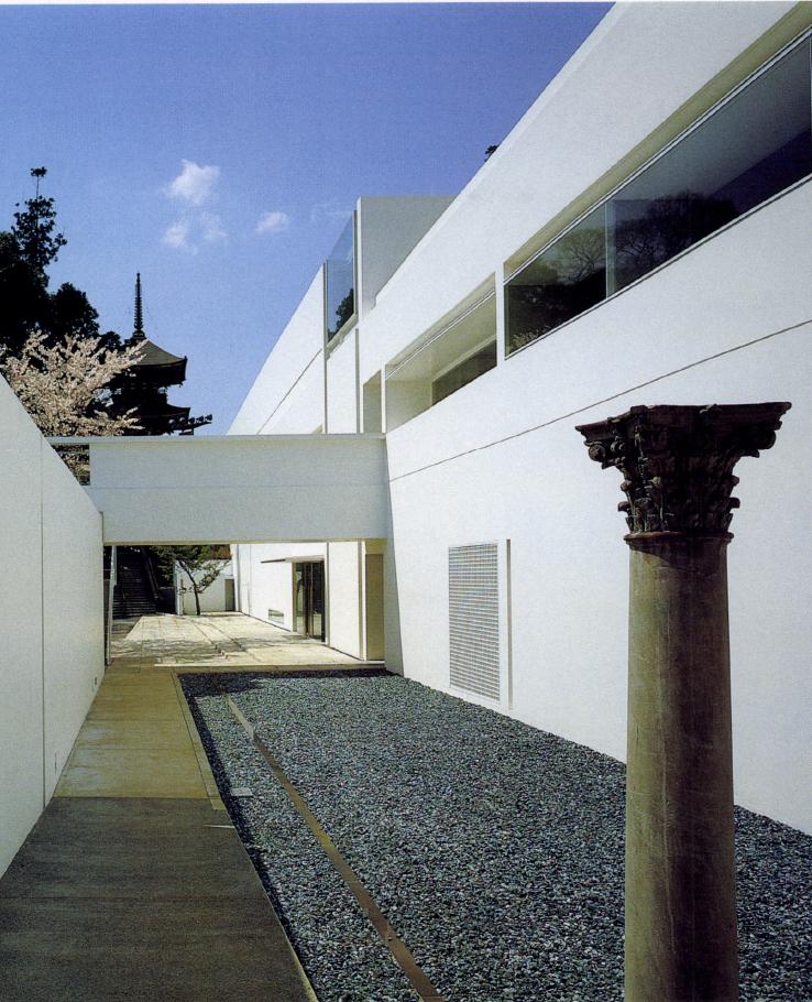 Naritasan Library for Buddhism / Takenaka Corporation, Building Design Department