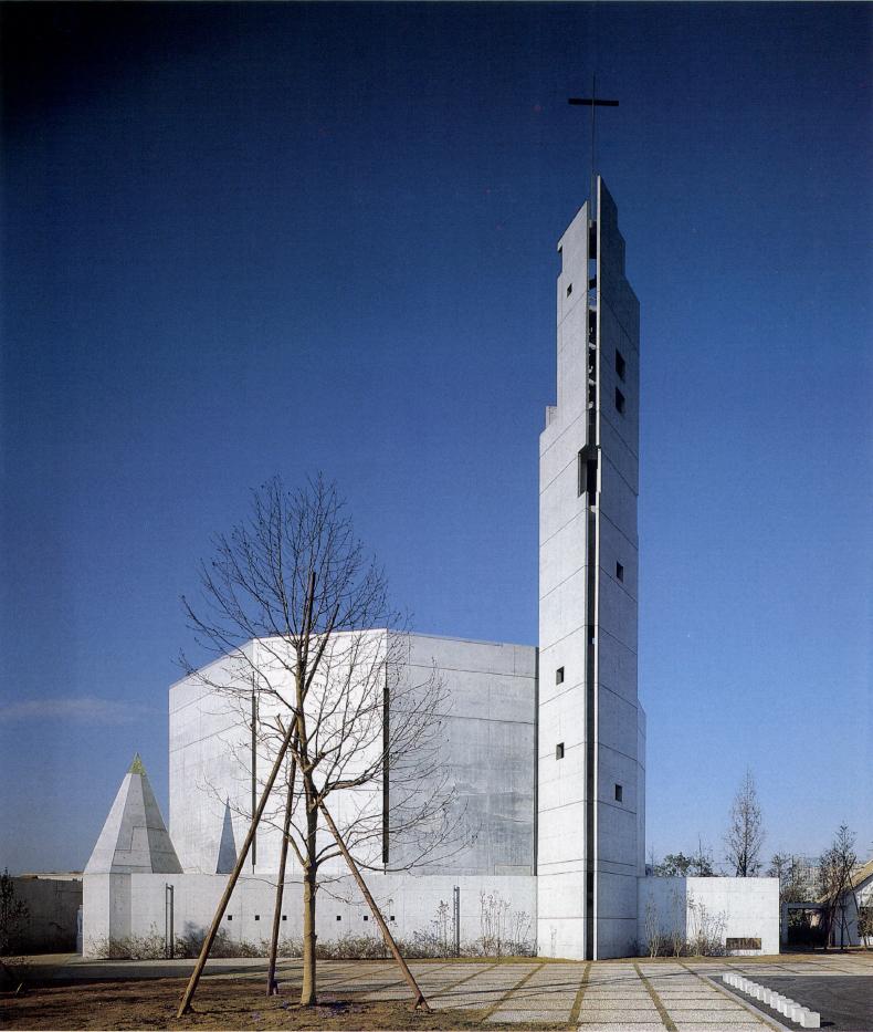Tokyo Salesian Boys' Town / Sakakura Associates Architects and Engineers