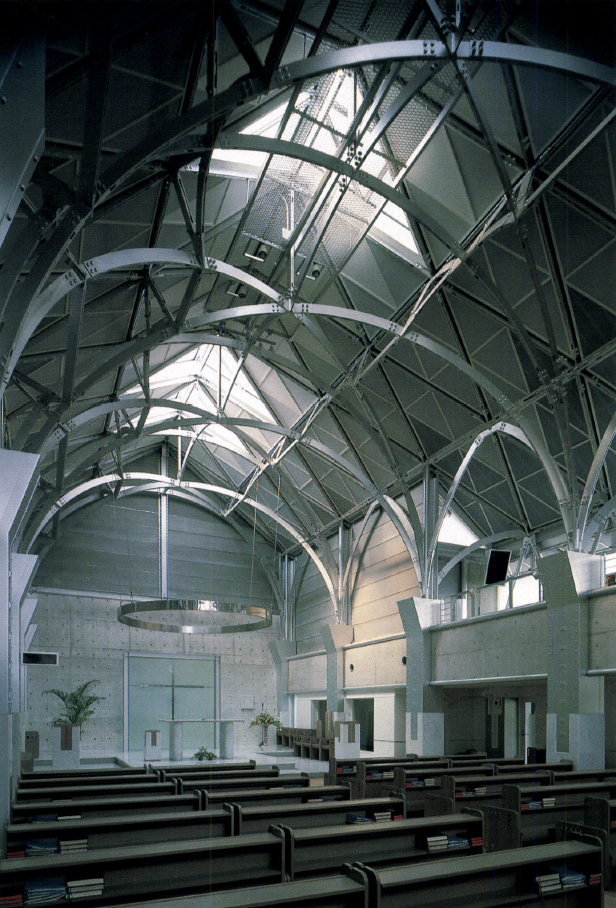 Takanawa Catholic Church / Tohru Funakashi + Arcom R & D