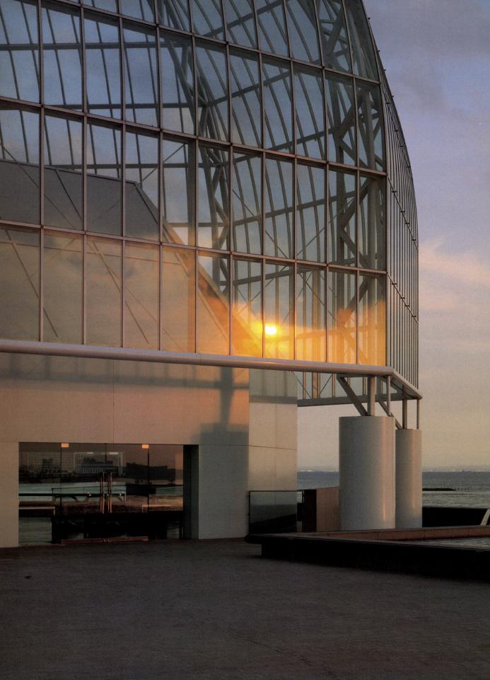 Tokyo Sea Life Park / Taniguchi & Associates