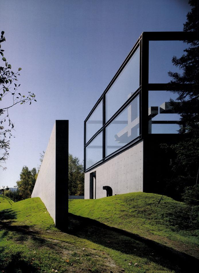 Chapel on the Water / Tadao Ando Architect & Associates