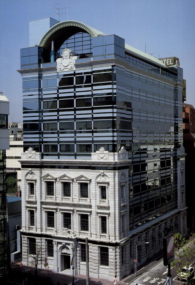 Nippon Fire & Marine Insurance Yokohama Building / Nikken Sekkei