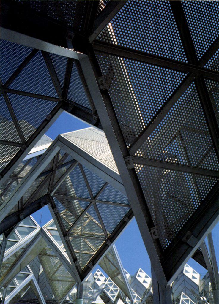 Shonandai Culture Center / Itsuko Hasegawa Architectural Design Studio
