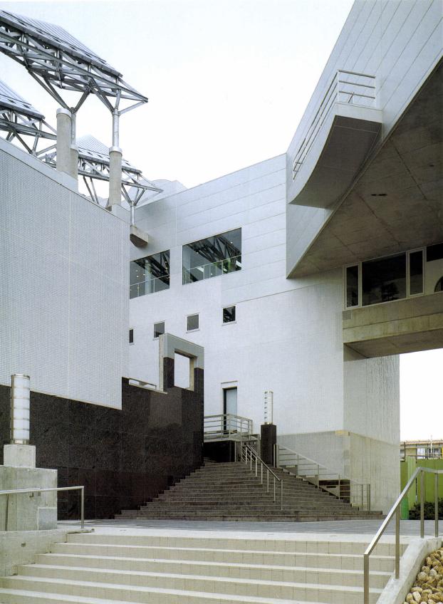 Sotetsu Culture Center / Hiroshi Hara + AtelierΦ
