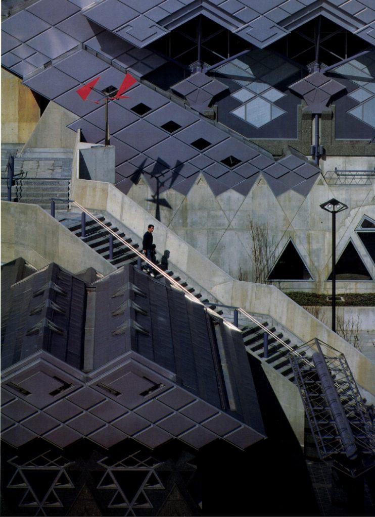 Tokyo Budokan / Kijo Rokkaku Architect & Associates