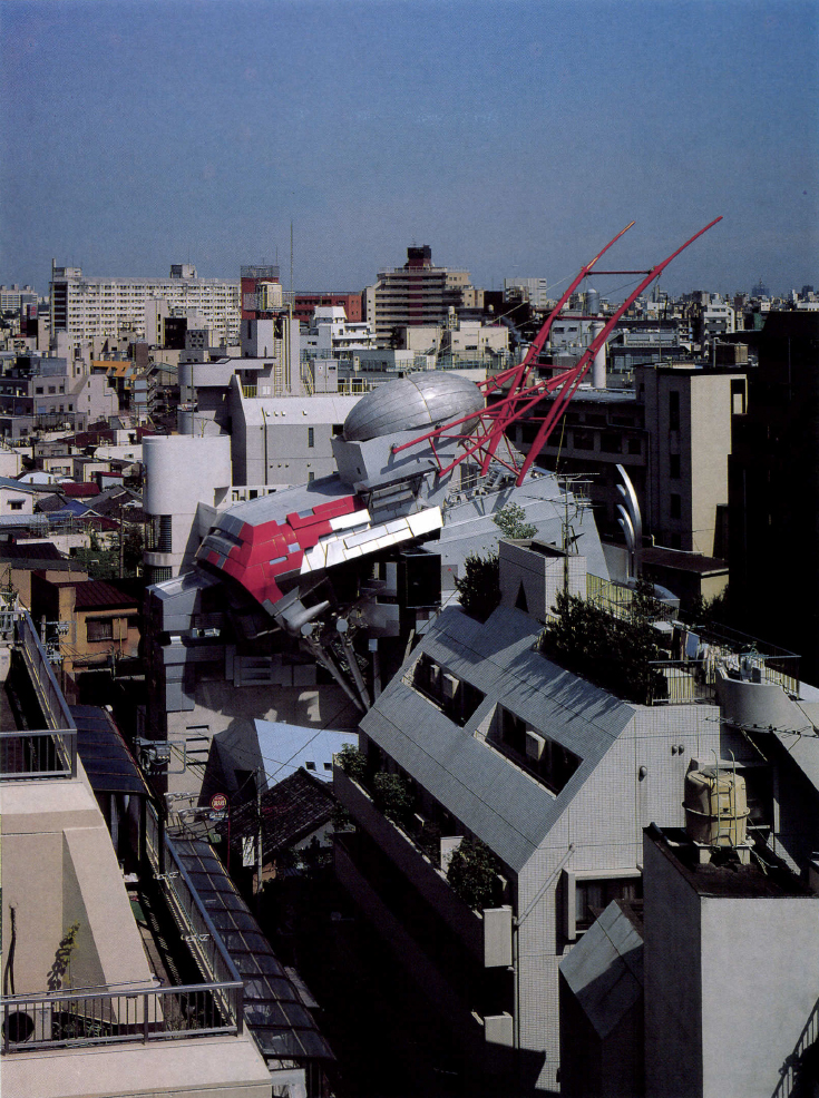 Aoyama Technical Collage / Makoto Watanabe / Architect's Office