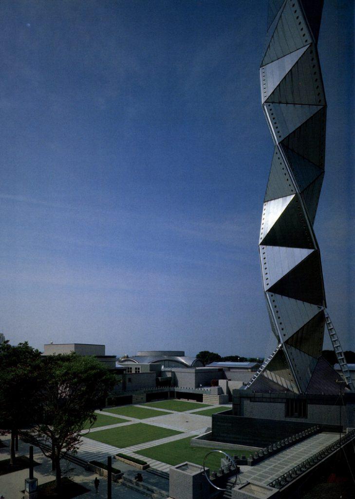 Art Tower Mito / Arata Isozaki & Associates