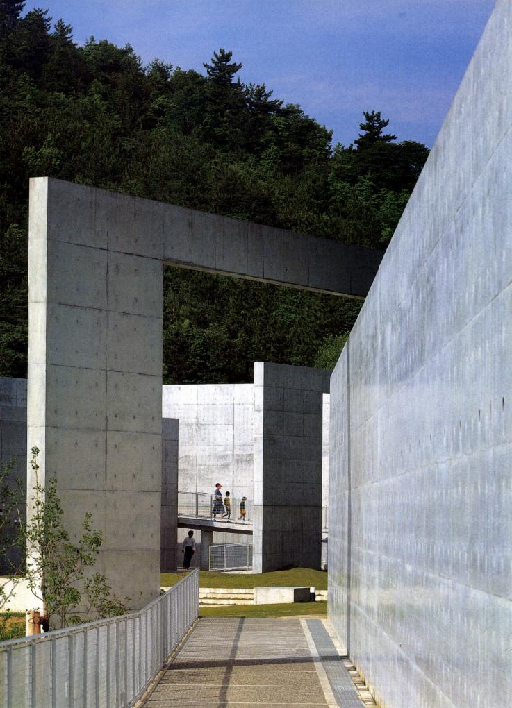 Children's Museum, Hyogo / Tadao Ando Architect & Associates