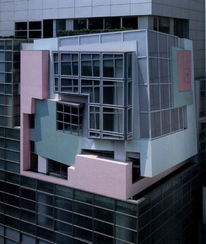 Koizumi Lighting Theater / Peter Eisenman, Kojito Kitayama