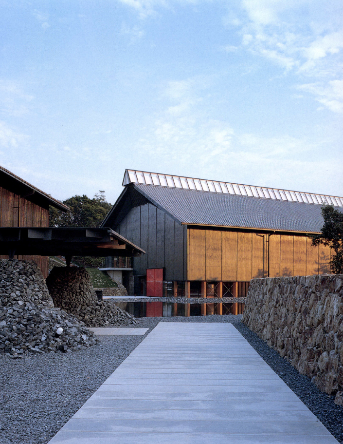 Sea-folk Museum/ Naito Architect & Associates