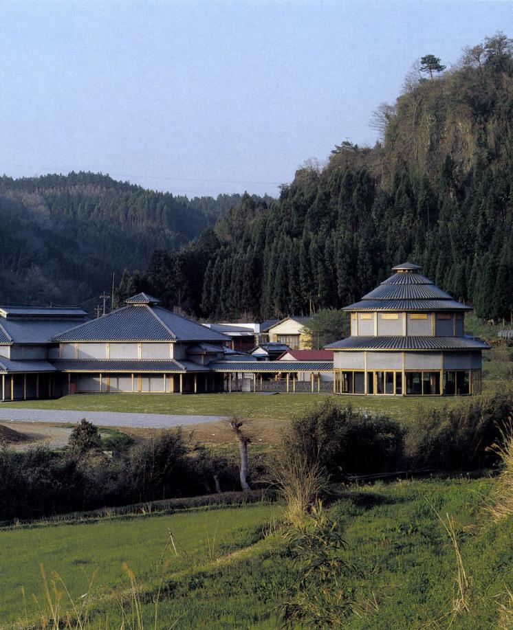 Seiwa Bunraku Puppet Theater / Kazuhiro Ishii Architect & Associates