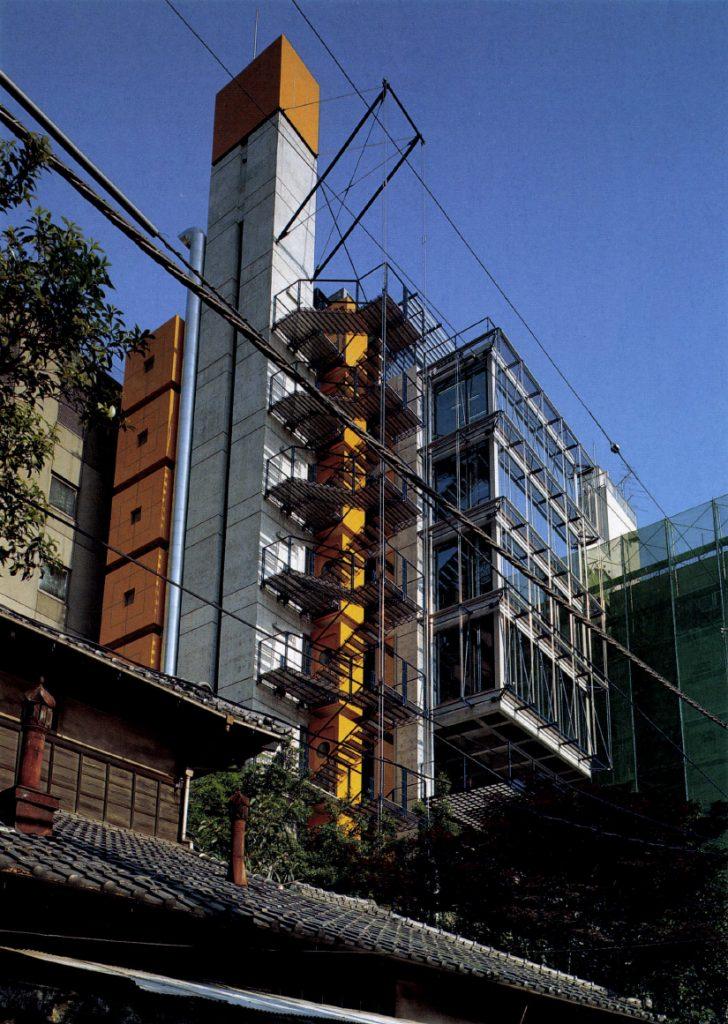 Kabuki-cho Project / Richard Rogers Partnership + Architect 5 Partnership