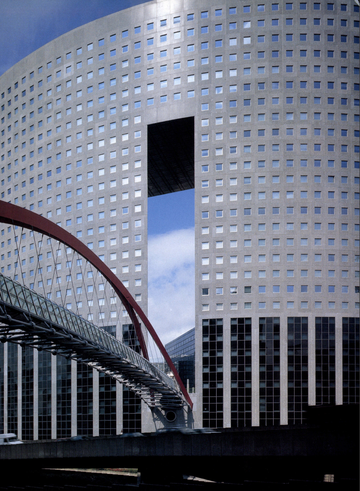 Pacific Tower / Kisho Kurokawa Architect & Associates