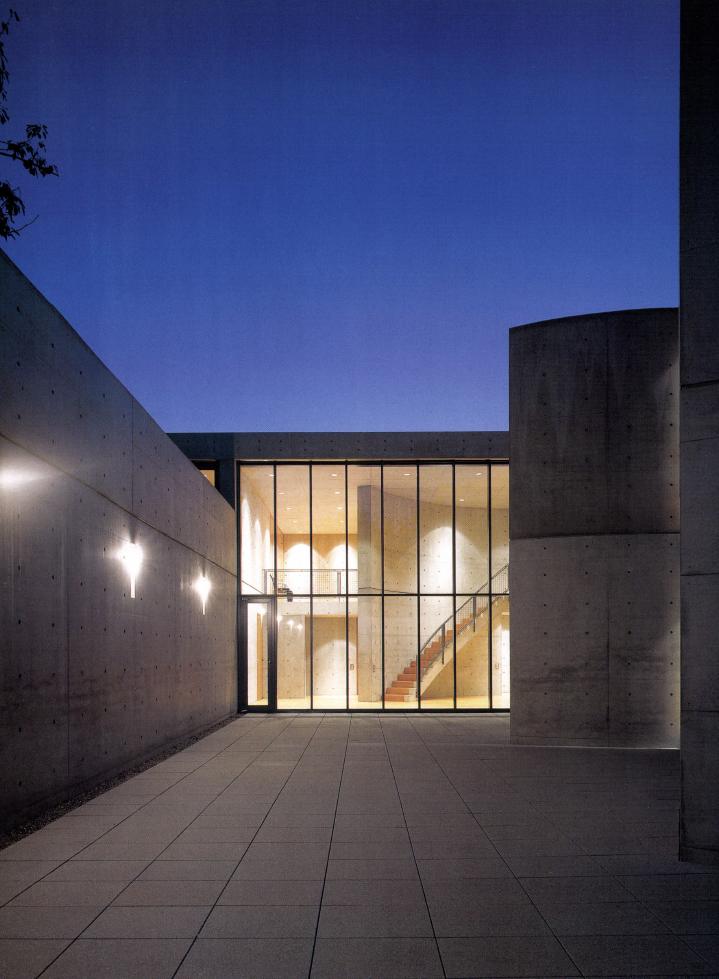 Vitra Seminar House / Tadao Ando Architect & Associates