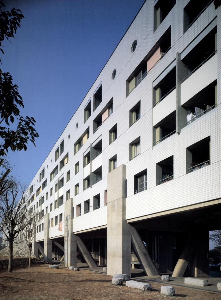 Shinchi Housing-C/ Yuzuru Tominaga + Form System Institute
