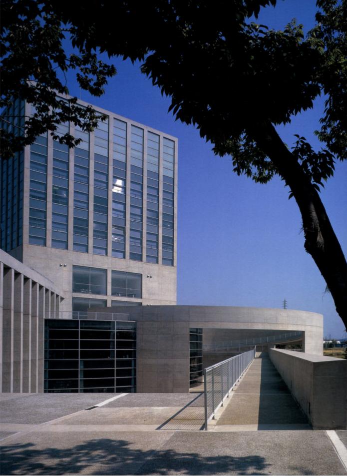 College of NursingArt and Science, Hyogo / Tadao Ando Architect & Associates