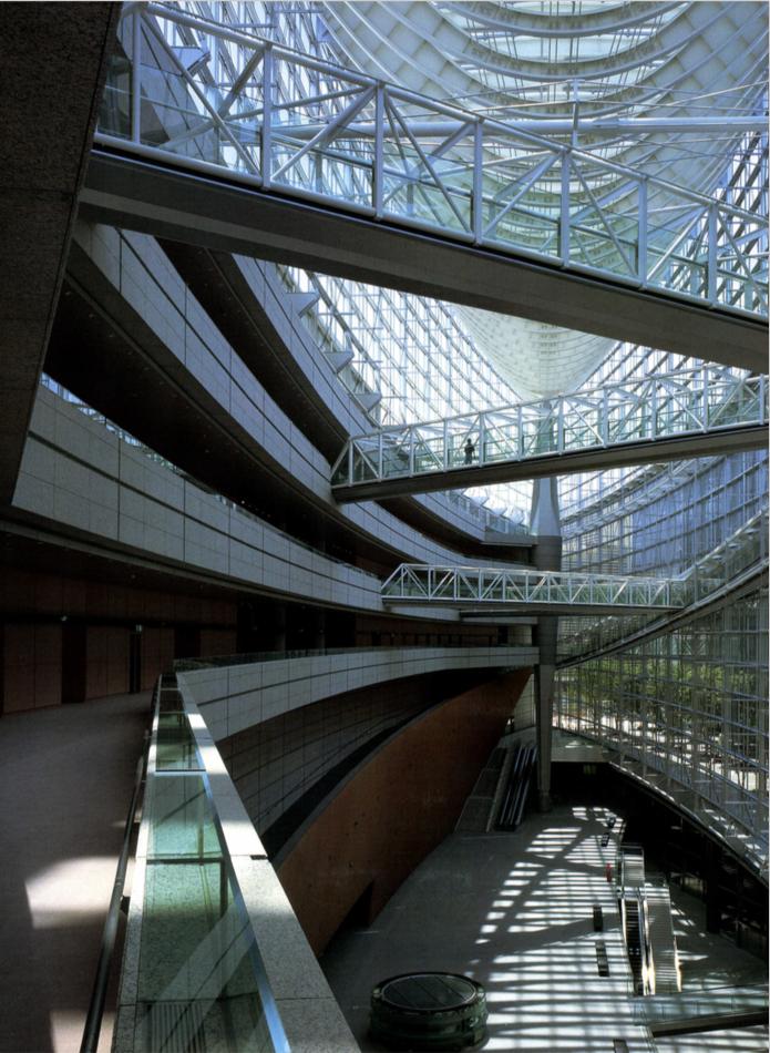 Tokyo International Forum / Rafael Vinoly Architects K. K.