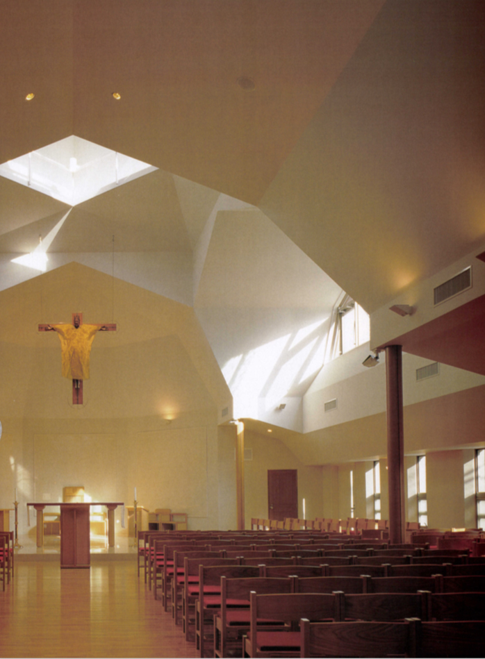 St. Andrew's Auglican-episcopal Church, Tokyo / Hisao Koyama Atelier