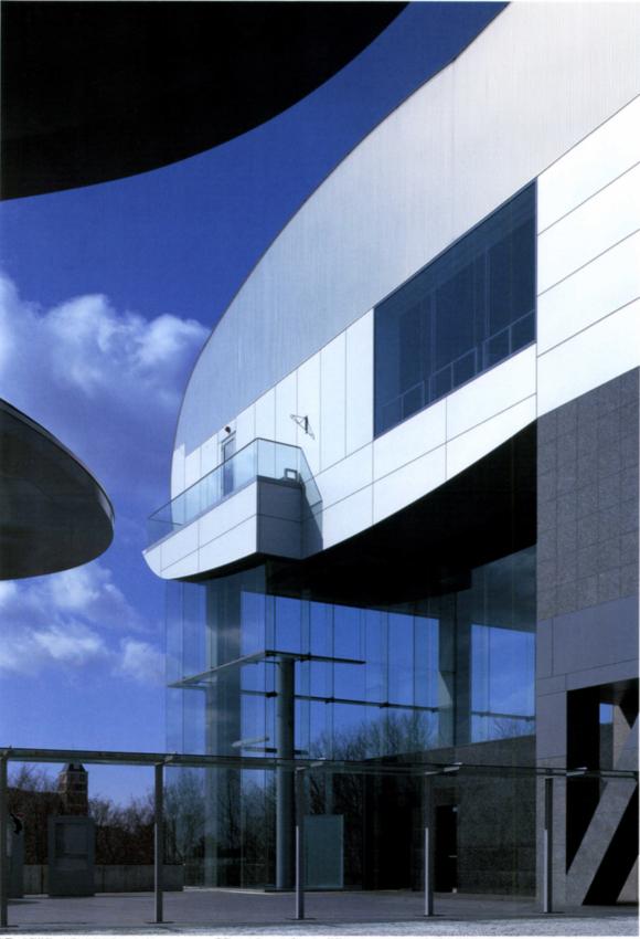 Miyagi Prefectural Library / Hiroshi Hara + AterlierΦ