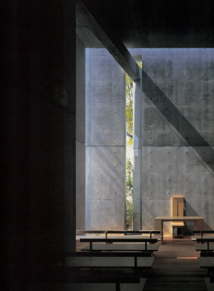Church of the Light, Sunday School / Tadao Ando Architect & Associates
