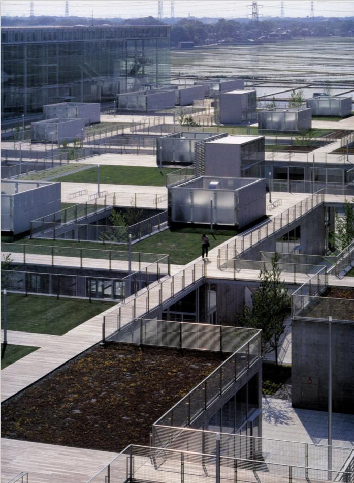 Saitama Prefectural University / Riken Yamamoto & Field Shop