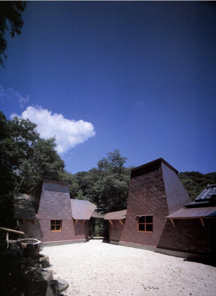 Futou-an Atelier / Terunobu Fujimori + Nobumichi Ohshima (Ohshima Atelier)