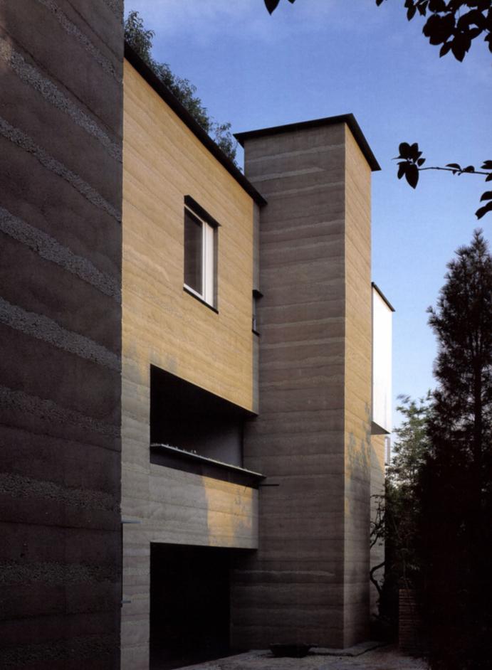 W • House / Akira Watanebe Architect & Associates