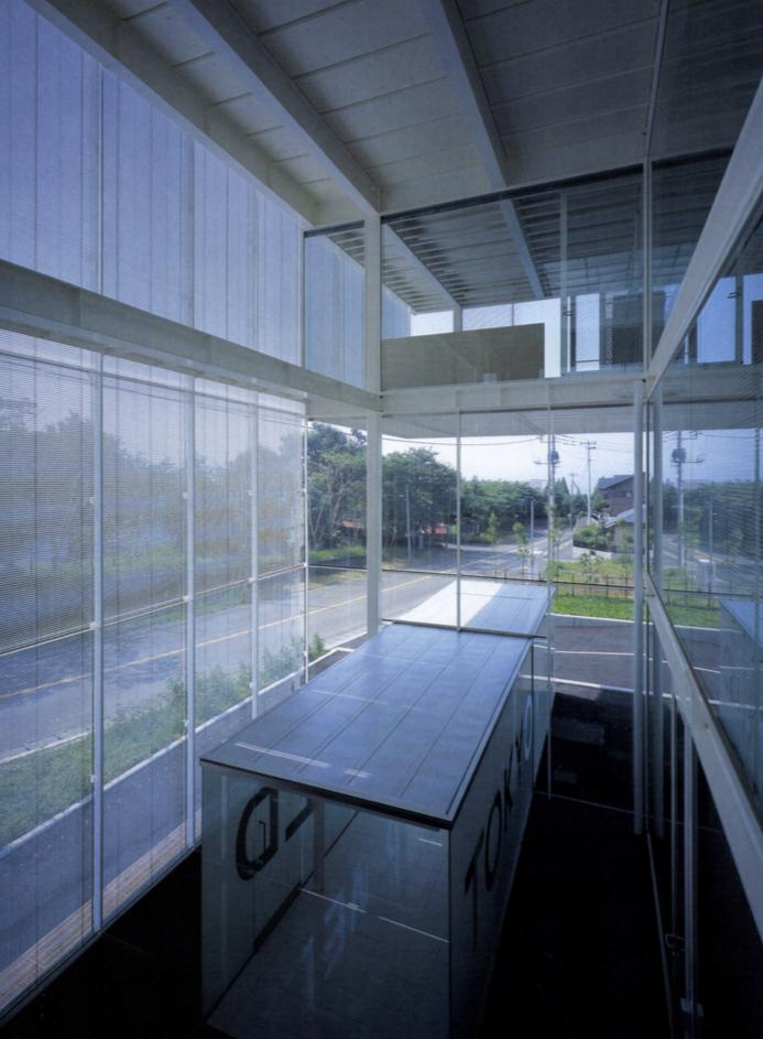 Tokyo Weld Technical Center / Riken Yomamoto & Field Shop
