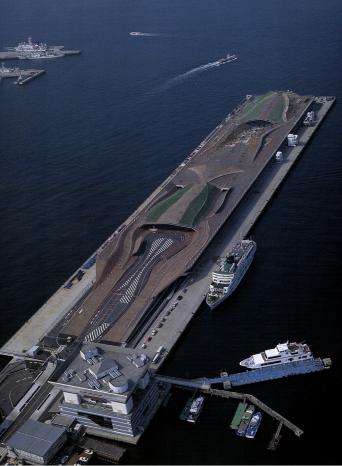 Yokohama International Passenger Terminal / Foreign Office Architects