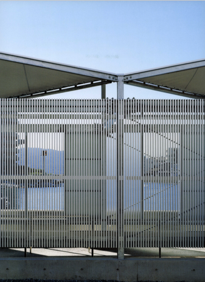 The Meridian Line Akashi Ferry Terminal / Waro Kishi + K. Associates / Architects