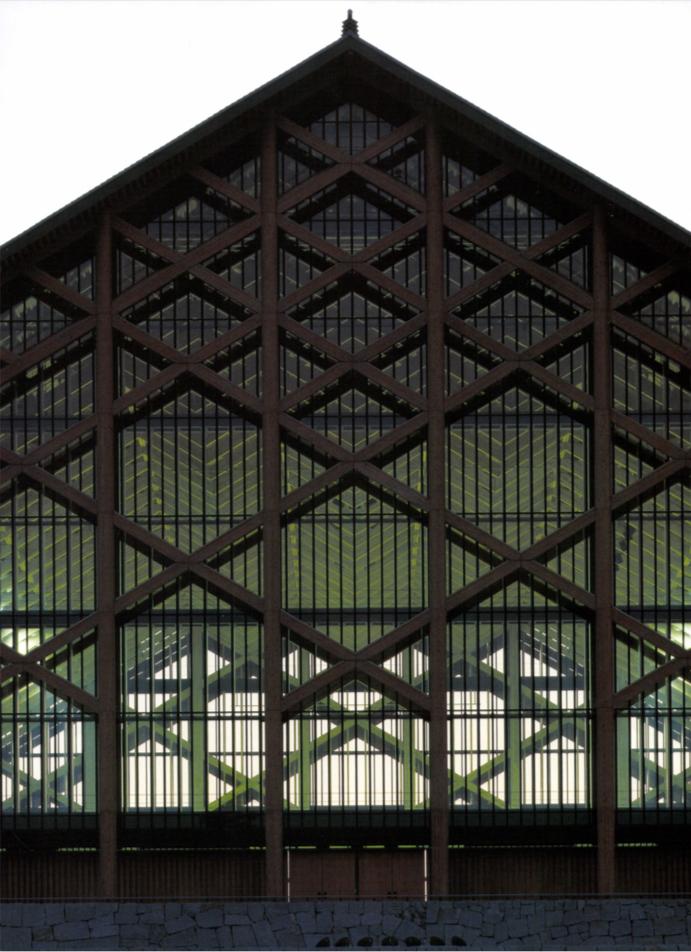 Ehimeken Budokan / Ishimoto Architectural & Engineering