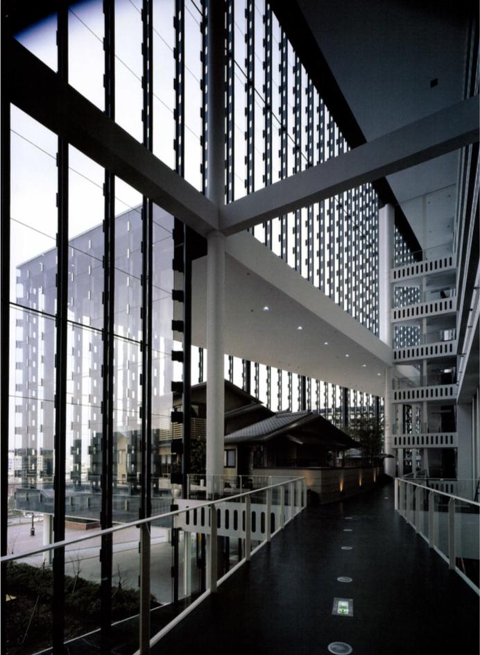 Housing Exhibitin Center / Kengo Kuma &  Associates + Kajima Design