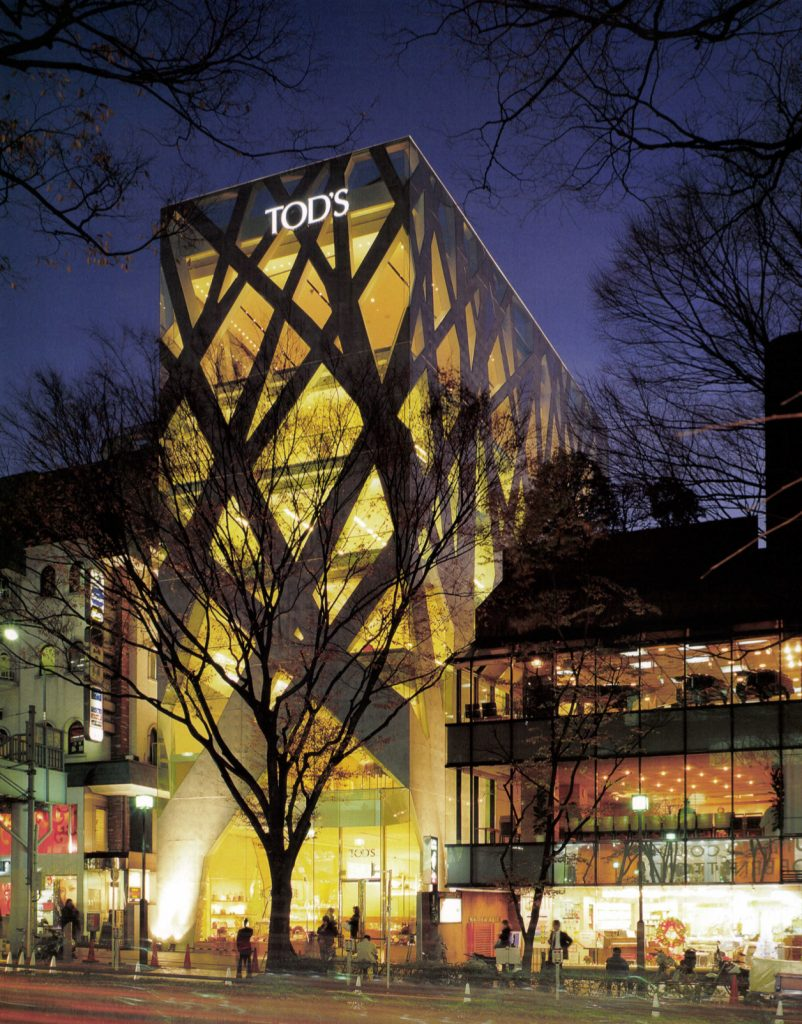 TOD'S Omotesando Building / Toyo Ito & Associates, Architects
