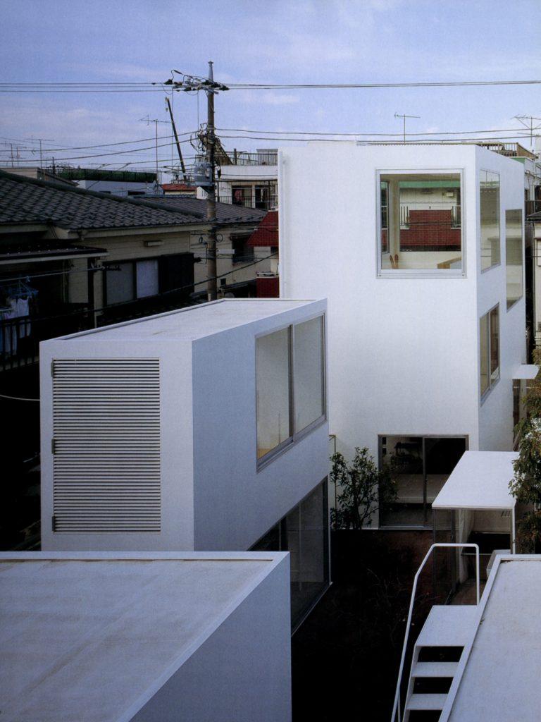 Moriyama House/ Office of Ryue Nishizawa