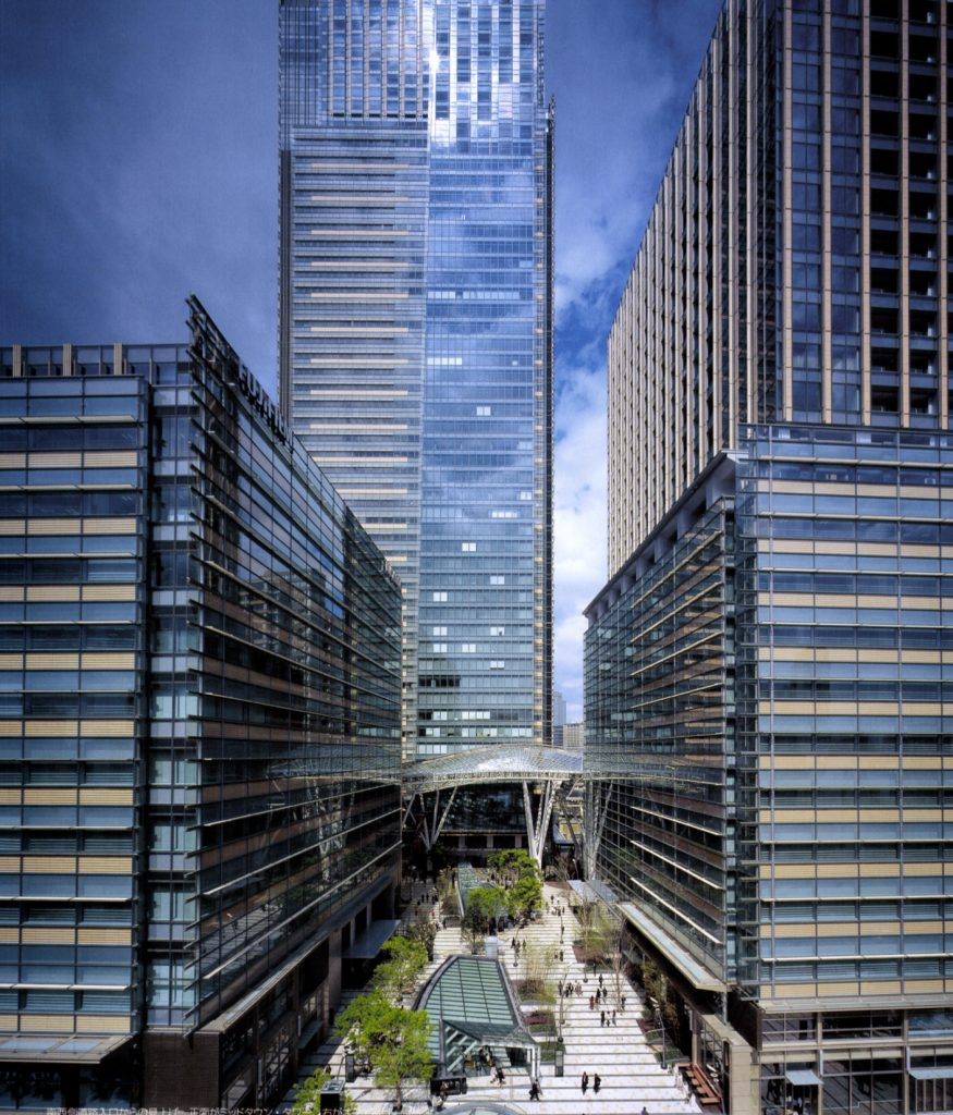 Tokyo Midtown / Skidmore, Owings & Merrill (master architect)
