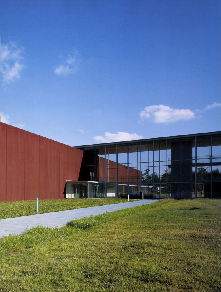Shimane Museum of Ancient Izumo / Maki and Associates