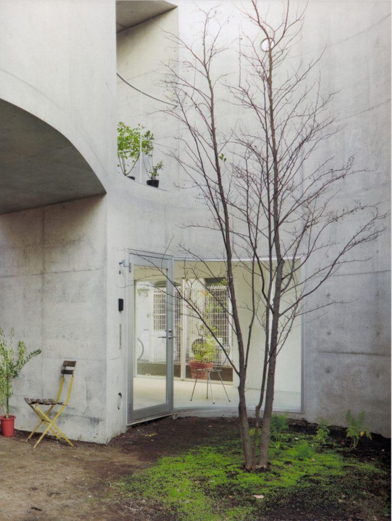 Okurayama Apartments / Kazuyo Sejima & Associates
